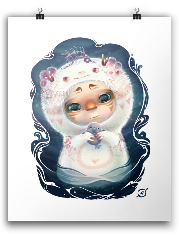 Animalitoland – Art Print