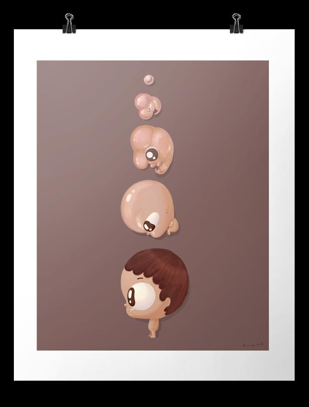 Birdo – Art Print