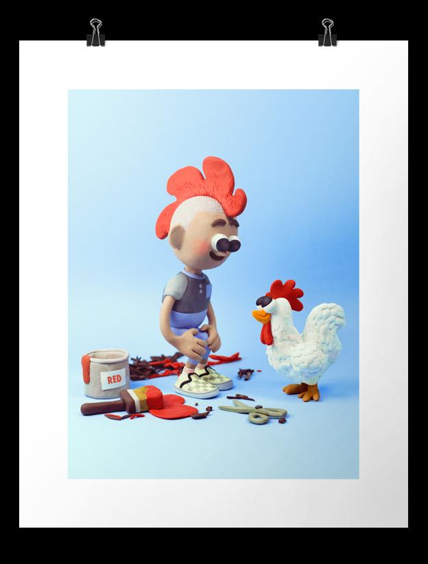 Stefano Colferai – Art Print