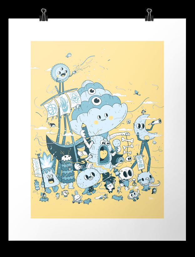 TADO – Art Print