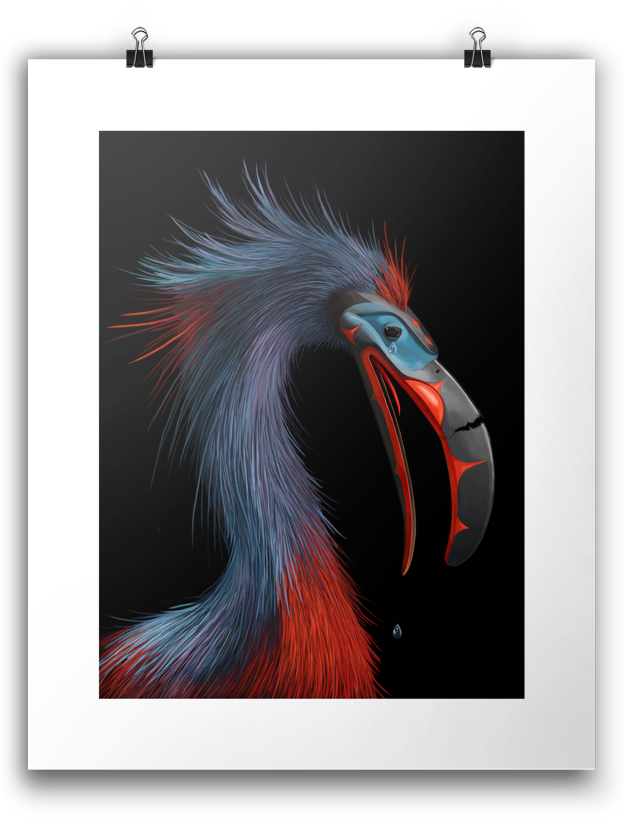 Yves Geleyn – Art Print