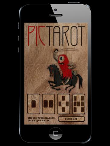 PicTarot App